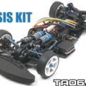 Self build RC car kits