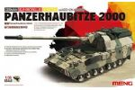 Panzerhaubitze 2000 GERMAN SELF-PROPELLED HOWITZER