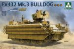 British APC FV432 Mk 3 Bulldog 2 in 1