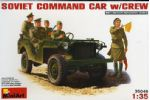 Soviet Command Car with Crew