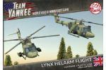 Lynx Helarm Flight