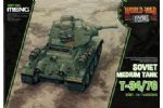 Soviet T-34/76 World War Toon
