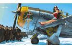 Eduart P-47D Dottie Mae with A2 print