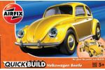 QUICKBUILD VW Beetle yellow