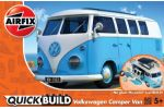 QUICKBUILD VW Camper Van blue