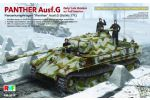 Pz.Kpw.V Ausf.G Panther with Interior Limited Edition