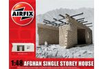 Afghan Single Storey House
