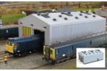 Fordhampton Locomotive Depot Kit