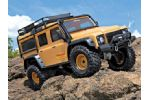 TRX-4 Land Rover Defender 110 Trophy Edition Battery and Charger Deal