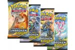 Sun & Moon Unbroken Bonds 10-Card Booster (5 Packs)