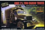 GMC 2-5T Cargo Truck Normandy