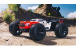KRATON 4x4 4S BLX Brushless Monster Truck RTR, Red Power Bundle