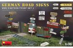 German Road Signs WWII (Eastern Front 1)