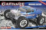 CARNAGE 2.0 BRUSHED TRUCK 4WD RTR - BLUE
