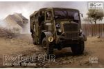 Bedford QLR 3 ton 4 x 4 Wireless version